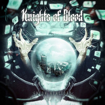 Knights Of Blood_cd