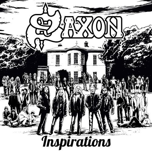 "SAXON : SU EXAGERADO ""PAPERBACK WRITER"""